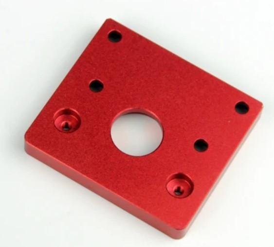 Wanhao D7 anti-wobble Kit Z-Achse Stabilisierung aus Aluminium