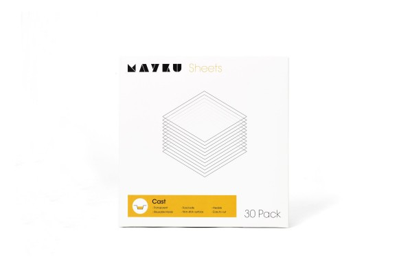 Mayku FormBox Cast Sheets (30 Pack)
