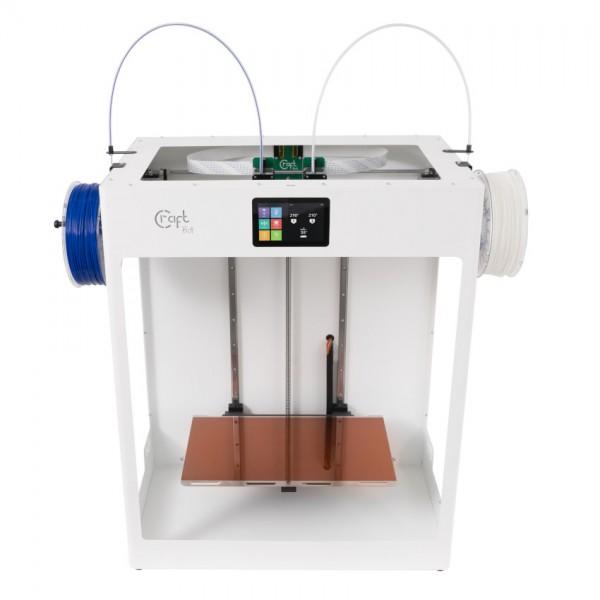 Craftbot Flow IDEX XL 3D-Drucker mit Dual-Extruder