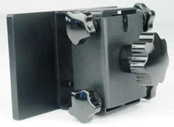 Wanhao D7 Bauplatte mit Schnellverschluss