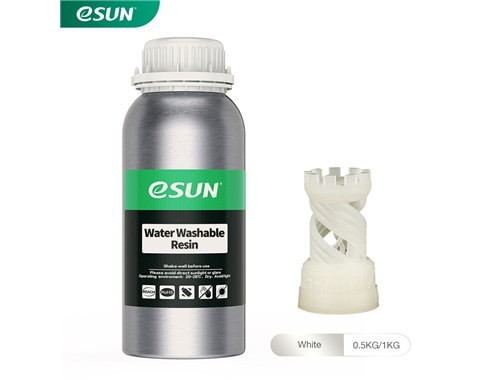 eSUN water washable abwaschbares Resin