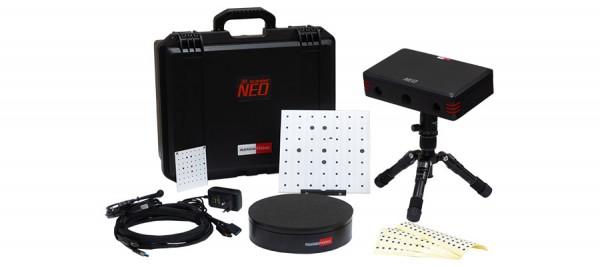 RangeVision NEO Structured Light 3D Scanner