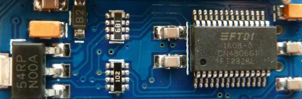 Arduino nano kompatibles board