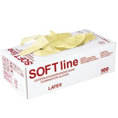 Softline Nitril Handschuhe puderfrei latexfrei
