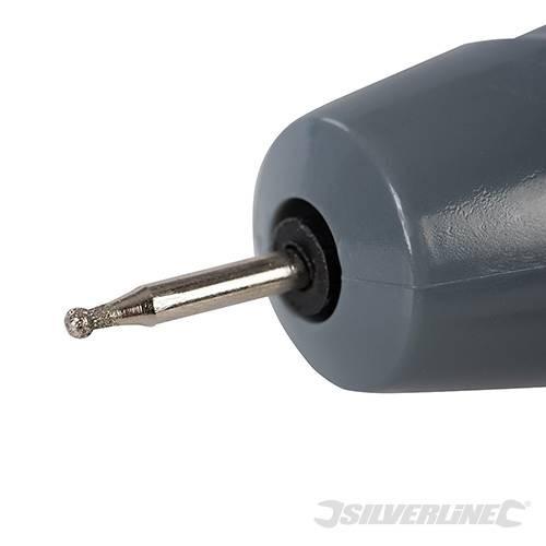 Batteriebetriebener Gravierstift