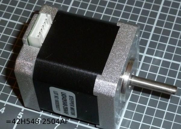 Schrittmotor Nema 17, 2,5 A, 48 mm, 42BYGHW811