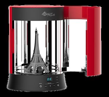 XYZprinting UV-Aushärtungskammer für 3D-Drucker Rot